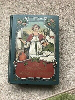 Antique Early 20Th Century 'The Household Medical Advisor'