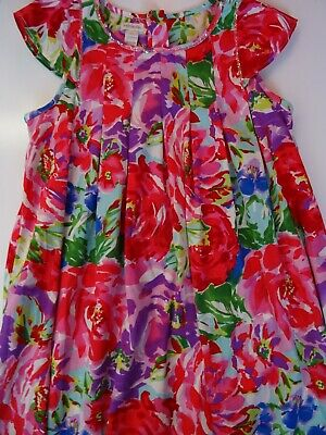 Monsoon Girls Summer Party Dress size age 11 years