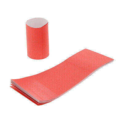 Royal Red Paper Self-Sealing Napkin Bands, Pack of 100, RNB20MA