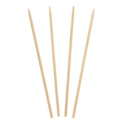 """Royal 8.5"""" Thick Wood Skewer, Case of 5000, R828"""