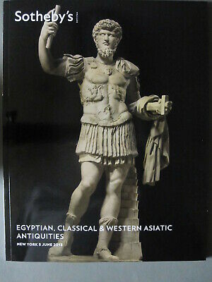 Sotheby 6/5/13 Egyptian, Classical & Western Antiquities