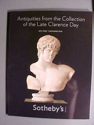 Sotheby 12/7/10 Antiquities Greek Roman Egyptian