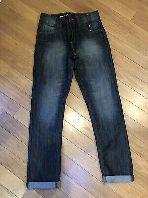 Next Boys Jeans Brand New Regular Age 12