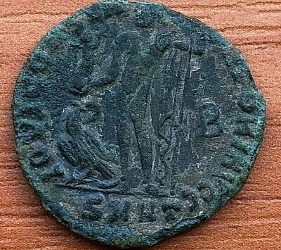 Constantine the Great 308-337 AD AE Follis Jupiter Ancient Roman Coin