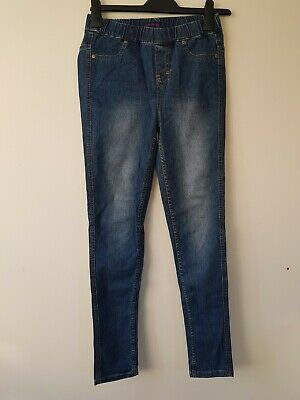 Next Size 8 R Blue Super Skinny Jeans Winter Spring