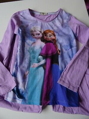 Next Girls Pyjamas size age 9 years Frozen Elsa Anna