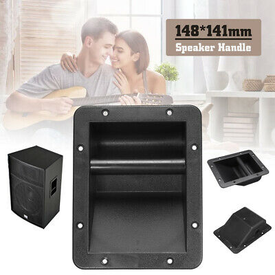Plastic Speaker Handle Cabinet PA Speakers Boxes Musical Instrument Accessory