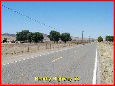 2.5 Acre Ranch - Corner Lot - Road Access - Near Power - San Luis Obispo County