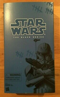 "Star Wars The Black Series 6"" Clone Captain Rex HasCon Exclusive"