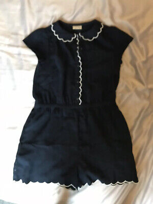 Next Girls Playsuit/ All In One /Shorts Age 10