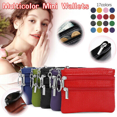 Men Short Wallets Mini Money Purses Small Fold Female Coin Purse Card Holder