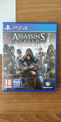 Assassin's Creed: Syndicate PS4 - Como Nuevo