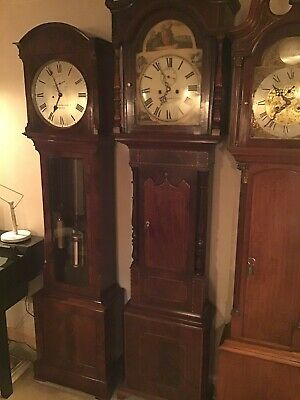 Very Nice Antique Longcase/Grandfather Clock
