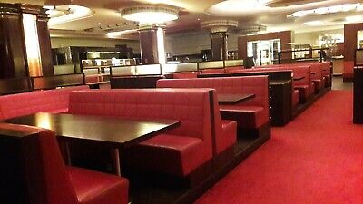 Restaurant Bar Catering Seats Bench Banquet Seating couch reception sofa