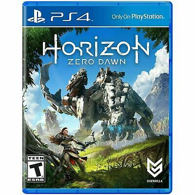 PlayStation Horizon Zero Dawn for PS4 pegi 16 new sealed standard edition