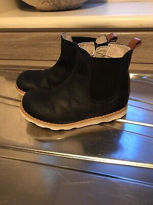 Clarks Infant Boots UK 6.5G  Boys / Girls Boots Winter Crown Halo Leather