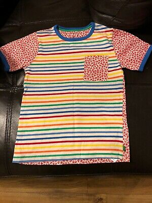 Little Bird By Jools Oliver Girls Tshirt Age 7-8 Years