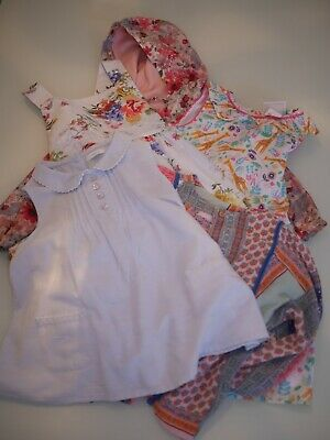 Bundle of Girls Clothing coat dresses shirts ages 1 - 2 - 3 years old Zara Next