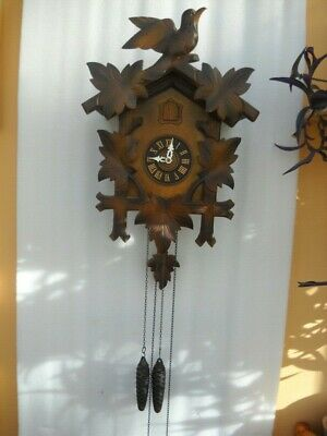 Cuckoo Clock In Need Of Attention.