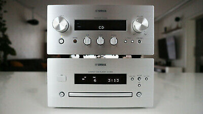 Yamaha R-840 Stereo Receiver + CD-640 CD-Player