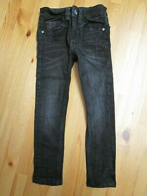 NEXT Dark Blue Skinny/Slim Jeans  Age 3 Years / 98 cms - adjustable waistband