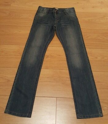 Hardly Worn: Boys Blue Jeans Age 12 VGC slim fit