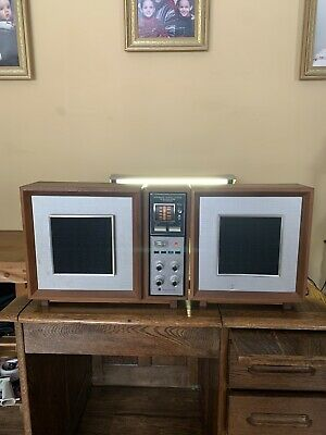 Vintage Panasonic Re-787 Automatic Tuning System Stereo