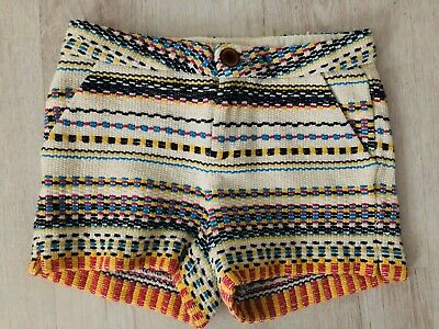 ZARA Girls Age 8 Years Knit Shorts Gr8 With Tights!