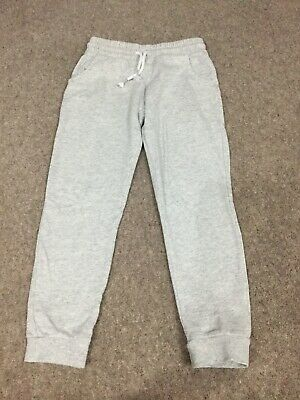 NeXT Girls Light Grey Joggers. Age 9 Years. Immaculate Condition