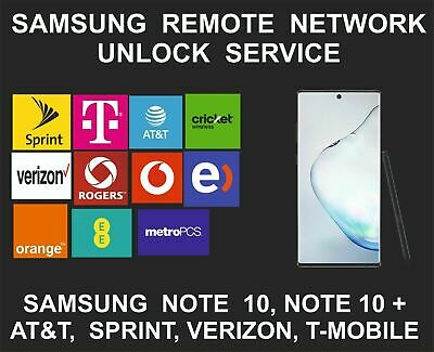 INSTANT REMOTE UNLOCK ANY CARRIER SAMSUNG Note 10 & Plus - BIT 2