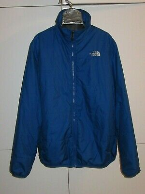 THE NORTH FACE Mens Blue Zipped Padded Lining / Separate Jacket XL X-Large VGC!