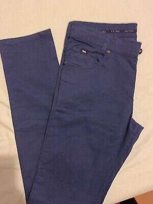 Hugo Boss Boys Jeans Age16 Slimfit New Without Tags