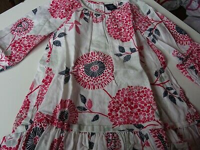 Baby Gap Girls Summer Dress Lined size age 12 18 months 1 years