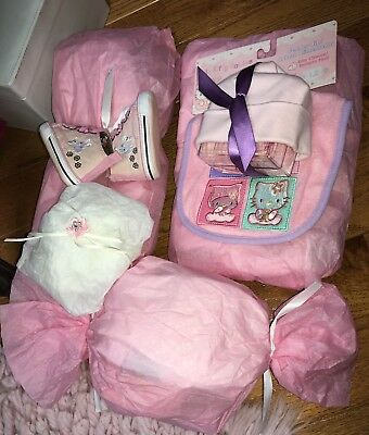 Reborn Silicone Baby Shower Box Opening For Girl  Doll Size Preemie Clothes