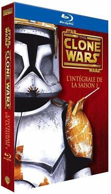 [Blu-ray] Star Wars - The Clone Wars, saison 1 - RARE - NEUF SOUS BLISTER