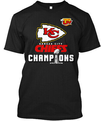 Kansas City Chiefs Super Bowl LIV Championship 2020 T Shirt Hoodie Long Sleeve