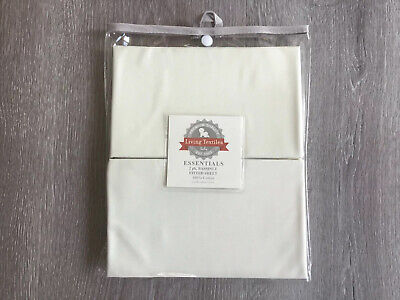 Living Textiles Set Of 2 Fitted Bassinet Sheets Only. Brand New.
