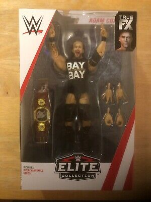 ADAM COLE WWE Elite Series 71 Wrestling Action Figure Mattel NXT NA Title Belt