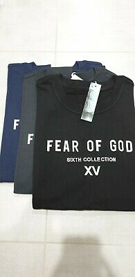 Fear of God Sixth Collection T-Shirts