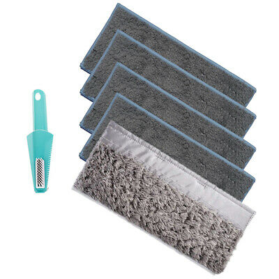Wet & Dry Mop Pads Rag For IRobot Braava M6 Cleaning Vacuum Cleaner Sweeper