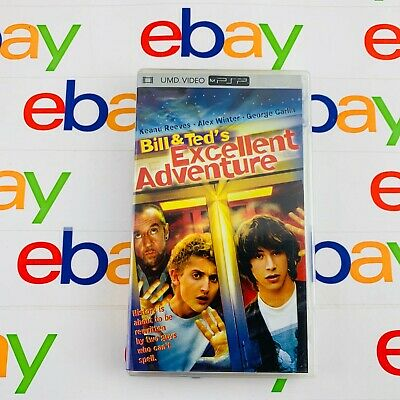 Bill And Ted's Excellent Adventure Sony PSP UMD Video