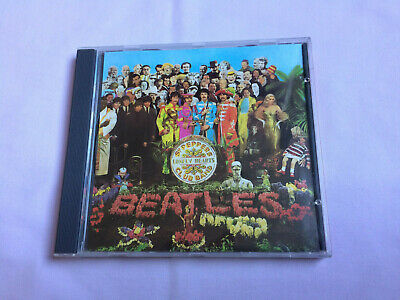 The Beatles - Sgt. Pepper's Lonely Hearts Club Band - Cd Album / Made In Uk