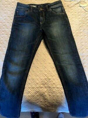 Boys Next Skinny Jeans Age 12 - Excellent condition