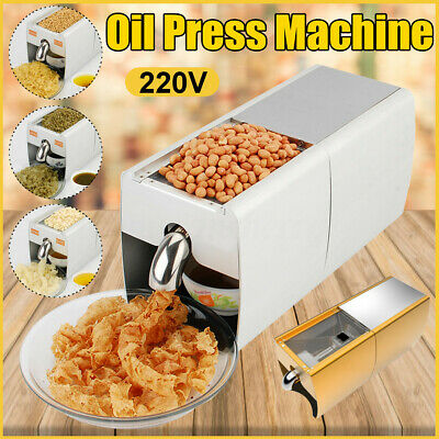 LEQUIP LOP-G3 Oil Press Machine Edible Home oil Maker Extract for Seed Sesame N