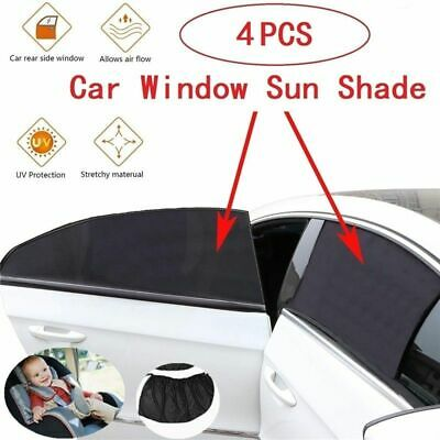 Universal Car Side Window Sun Shade Car Curtains Protect Your Baby Kids Sun UV