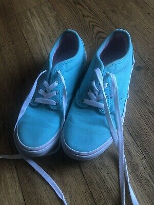 Vans Off The Wall , Size 2.5 Girls