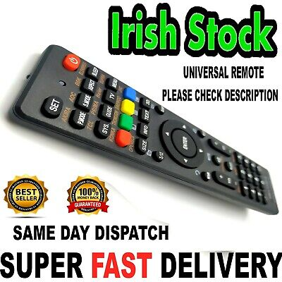 Philips TV Quality Universal Replacement Remote Control For ALL MODELS inclSMART