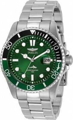 Invicta 30808 Pro Diver 43MM Men's Stainless Steel Watch