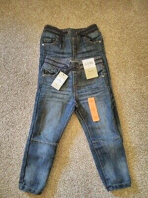 2 Pairs Primark Boys Jeans 2-3 Years New