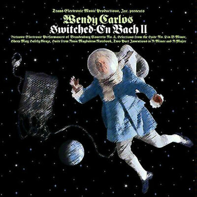 WENDY CARLOS - Switched On Bach II  [CD]